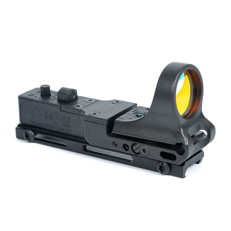 Tactical Collimator Sight C MORE Micro Red Dot Sight Railway SeeMore MOA Reflex Sight Scope Fit