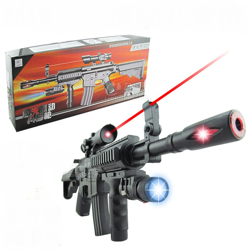 2015 New Hot Sale Nerf Gun Nerf Guns With Flashing Night Light Collimator  Toy Classic Toys For Boys Children Role Play Games0150 -in Toy Guns from  Toys ...