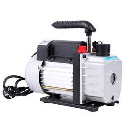 2.5CFM 1/4HP einstufige Vakuumpumpe Klimaanlage Kälte Vakuum pumpe