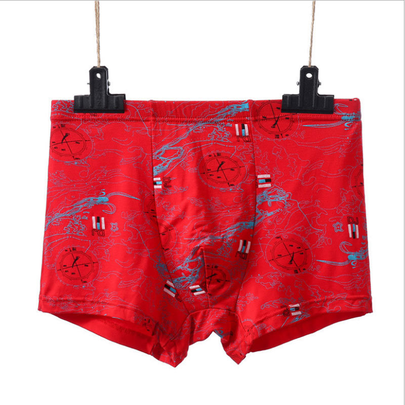 YS2 Red boxer hombre