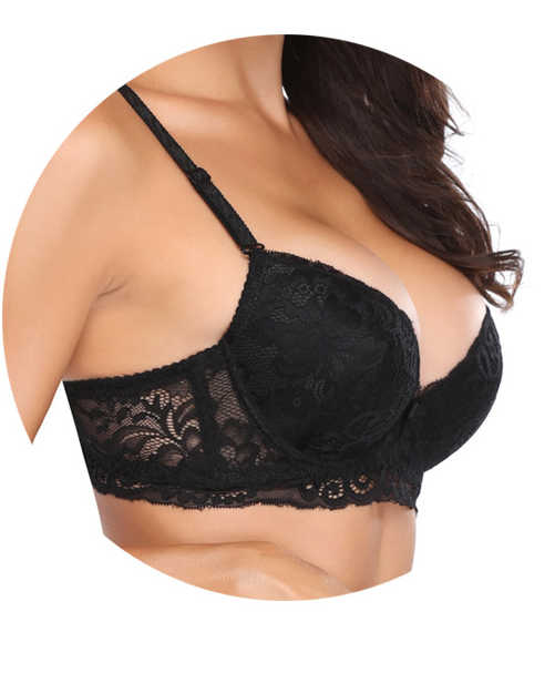 562923cddac26 VS secret bra women Breathable underwire sweat brassiere push up bras sexy  lace full cup B C D