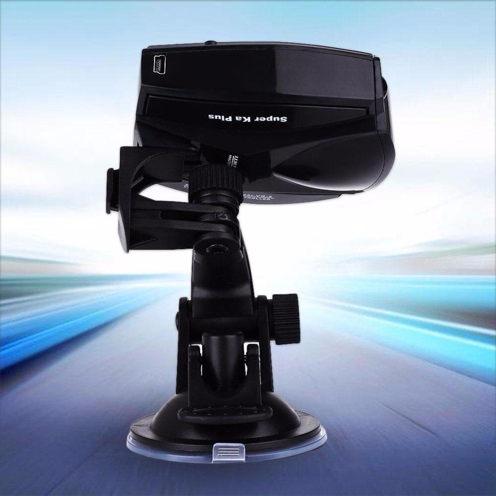 Car Single-Flow Anti-Police Speed Safety Radar Detector Safe Warning Alert Alarm