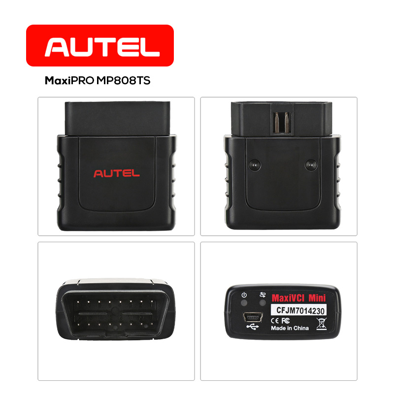 Autel MP808TS Full TPMS Diagnostic Tool Auto 7 inch Touch Screen Wireless OBD II Relearns and programming Car Tools