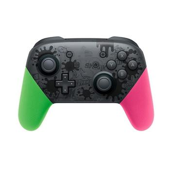Manette Pro Sans Fil Vibration Nintendo Switch Splatoon