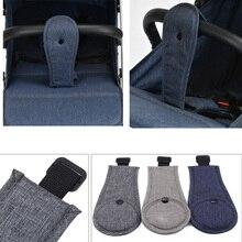 Аксессуары для детской коляски, детская коляска с ремнем, коляска с ремнем, коляска с ремнем спереди, Нескользящие аксессуары для детской коляски