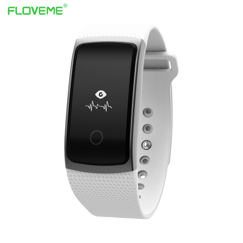 FLOVEME A Smart Watch Bluetooth  Wrist Electronics Smartwatch for iPhone Samsung