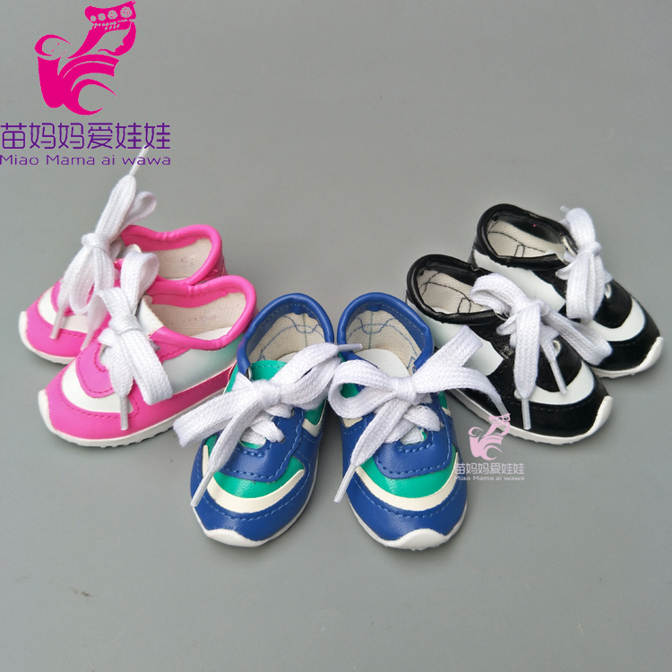 High Quality  Doll Shoes For 43CM  Baby New Born Doll  Shoes 18