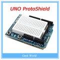 1 UNIDS UNO Proto Shield tarjeta de expansión prototipo con base Para ARDUINO ProtoShield mini breadboard SYB-170