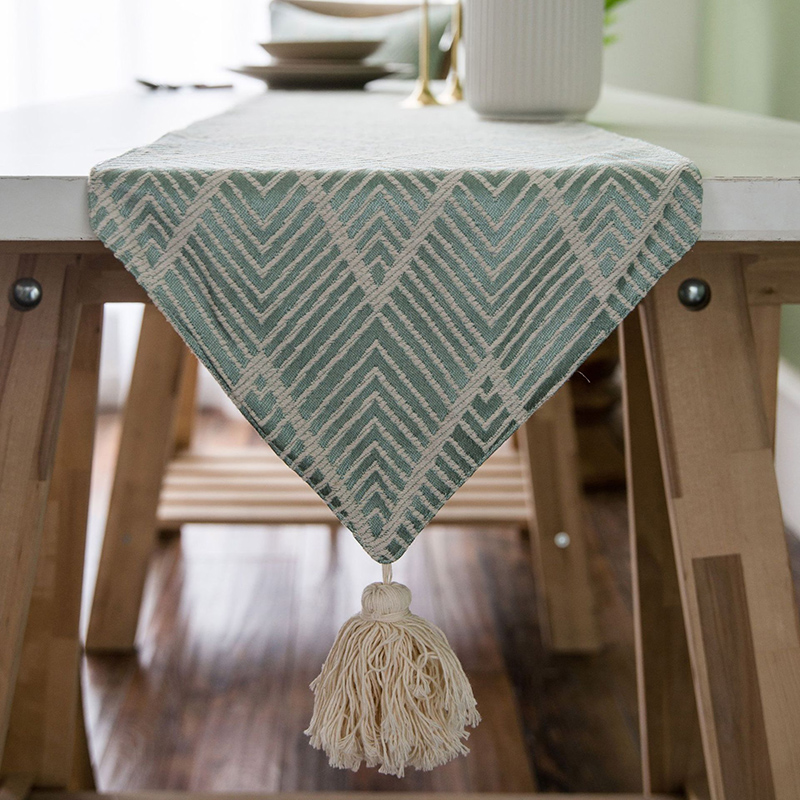 Modern Geometric Table Runner Best Children's Lighting & Home Decor Online Store