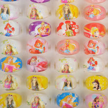 10pcs Wholesale Mixed Lots Fashion Resin Child Kid's Cartoon Friends Rings HOT
