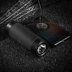 Image 5 - Беспроводная велосипедная Колонка JAKCOM OS2, Bluetooth Колонка s для спорта, музыки, басов, освещения, внешнего аккумулятора, FM радио