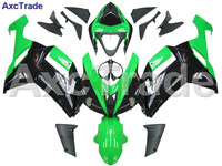 Injection Molidng ABS Plastic Motorcycle Bodywork Fairing Kit For Kawasaki ZX6R 2007 2008 ZX 6R 636 07 08 Z610
