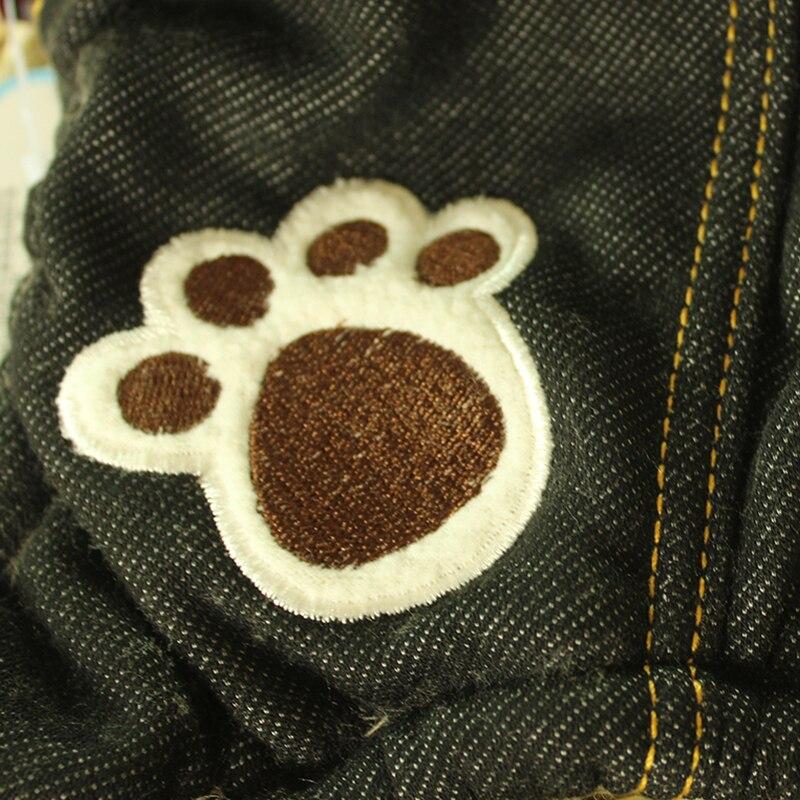 Winter Pet Dog Jumpsuit For Small Dogs Fleece Cotton Pet Dog Sweater Puppy Jumpsuit Yorkie Romper Cat Dog Jumpsuit Clothes RQ005 (1)
