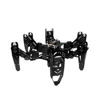 6 Legs Spider Diy Robot Programming Development Suite Metal Gear Digital Servo CR 6 Remote Control Bionic Teaching Education