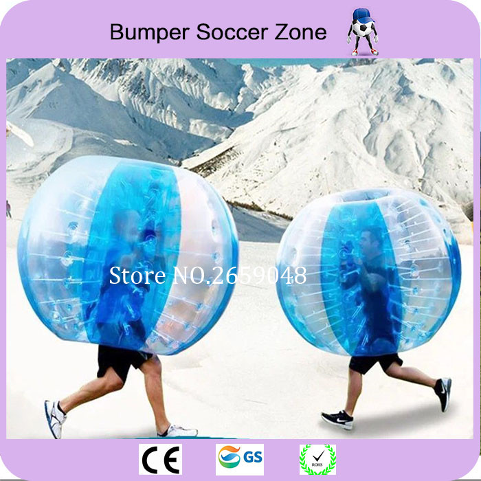 Niska cijena1.5m 0.8mm PVC Odrasli odbojnik Ball tijelo Bubble Ball Bubble Nogomet Bubble Nogomet Tijelo Zorb Ball Napuhavanje Loopy Ball
