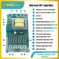 Universal And Indepedent Electronic Expansion Valve Controller Compatible With Danfoss Sporlan Fujikoki Emerson Saginomiya
