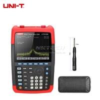 UNI-T UTS1030 портативный анализатор спектра 6,5 ''TFT-ЖК-дисплей диапазон 9 кГц-3,6 ГГц цифровой высокая чувствительность качество 128 MB хранения данны...