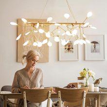 Moder Design Led Lamp Chandeliers For Living Room Bedroom Kitchen Foyer Light Fixtures Lustre Decor Home Lighting G4 110-220V