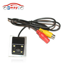 BW8369 Promotion 170 Degree Wide Angle Car Rear View Camera for Ford Focus 2015 Night Vision Waterproof backup Parking Camera