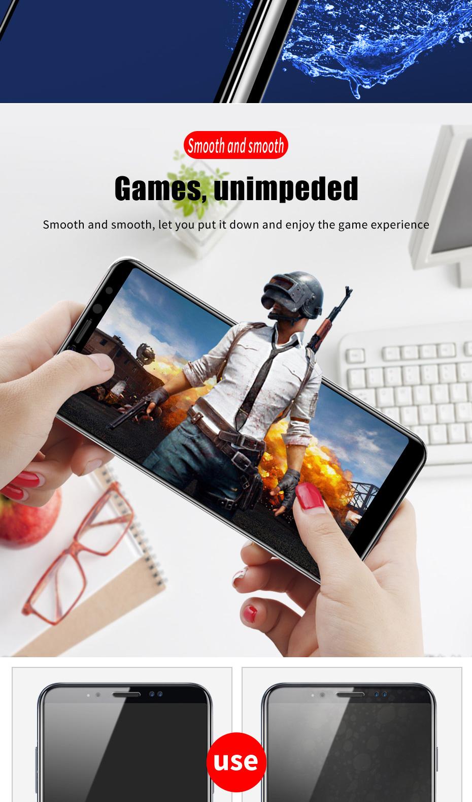 ZNP 5D Screen Protector Tempered Glass For Xiaomi Redmi Note 7 5 Pro Redmi 4X 7A 7 6 Protective Glass For Redmi 5 Plus k20 Film 7