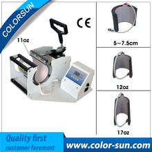 Hot 4in1 Digital Mug Sublimation Transfer Printer Machine Mug Heat Press Printer Machine 110V and 220V