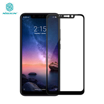 Xiaomi Redmi Hinweis 6 Pro Gehärtetem Glas Redmi Hinweis 6 Pro Glas Nillkin CP + Volle Kleber Abdeckung Screen Protector