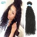 Brazilian Kinky Curly Weave Human Hair Crochet Brazilian Curly Hair Bundles 7A Mink Virgin Brazilian Hair Ali Moda Kinky Curly