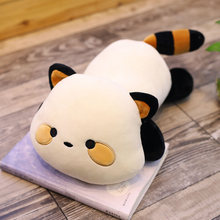 Lovely Cat Stuffed Doll Cartoon Animal Pillow Soft Plush Toys for Children Baby Appease Toy Newborn Pillow Girl Dolls Kid Gift(China)