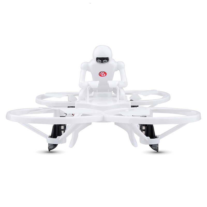Drone HD Camera Original Create Toys E902 2.4G 4CH 6-axis Gyro Prober Aerial Drone 3D Flip CF Mode Auto-return RTF RC Quadcopter рецептура 902 ту 6 05 1587 84