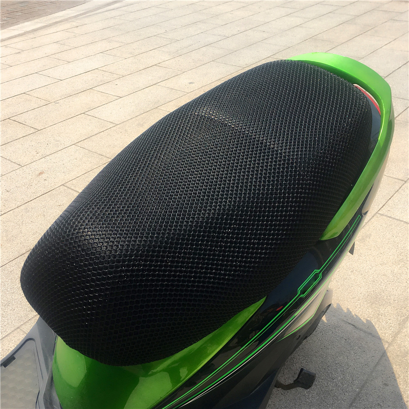 Cushion Seat-Covers Scooter Moped Motorcycle 3d Mesh Waterproof New Anti-Slip Breathable