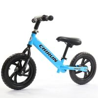 Children's two wheeled balance car 2 8 years old scooter walker export no pedal baby stroller bicycle
