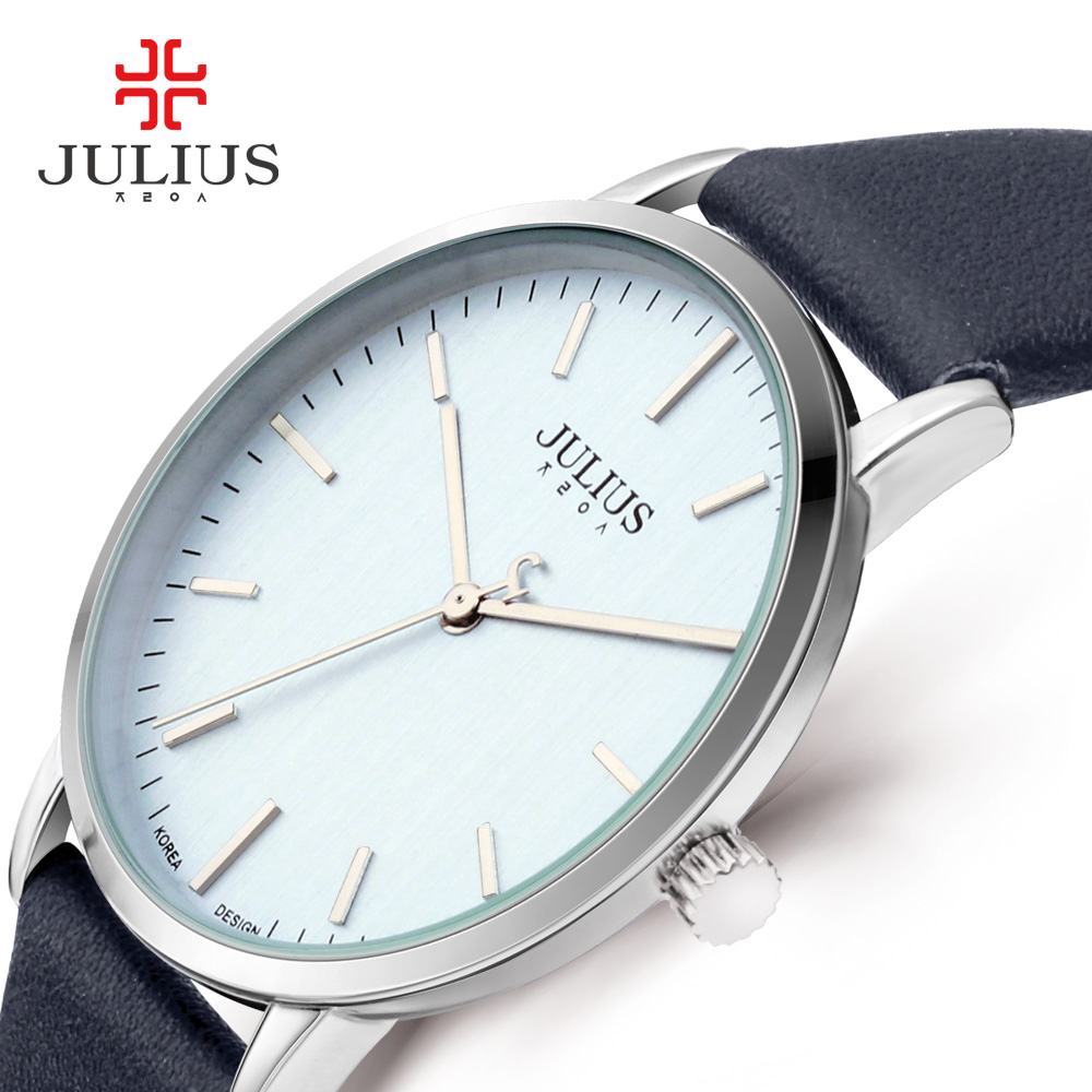 2017 Julius Top Brand Luxury Gold Watches Women Watch Ladies Analog Quartz Wristwatches Dress Bracelet Relogio Feminino Clock women men quartz silver watches onlyou brand luxury ladies dress watch steel wristwatches male female watch date clock 8877