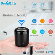 Broadlink Original RM Mini 3 WiFi+4G+IR Remote Control work with Alexa Google Assistant IFTTT Smart Home TV AC APP Controller