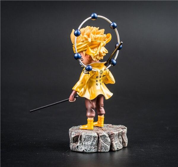 Аниме фигурка Наруто Узумаки 16 см ПВХ 1