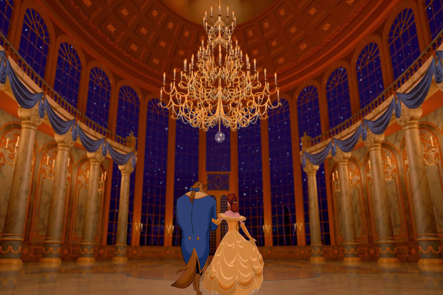 Beauty And The Beast Belle Home Decor Poster 20x30 Inches