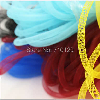 10 meters 8mm Mesh Cord Mesh Bracelets making Shamballa Bracelet makeing Jewelry findings Wholesale