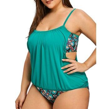 Costumi Da Bagno Donna Spiaggia Tankini Sexy  1