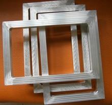 5 pcs outer size 210x 320mm aluminum silk screen printing frame