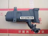 XUANKUN CH250 Exhaust Pipe CF250 Muffler