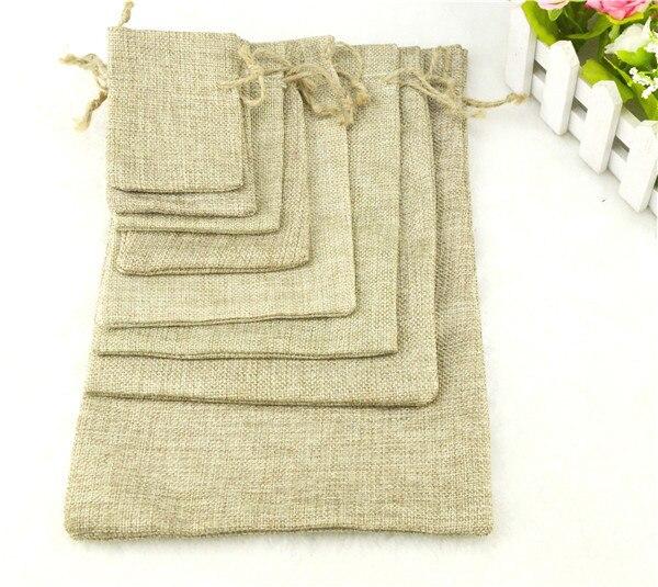 Popular Christmas Jute Bags-Buy Cheap Christmas Jute Bags lots ...