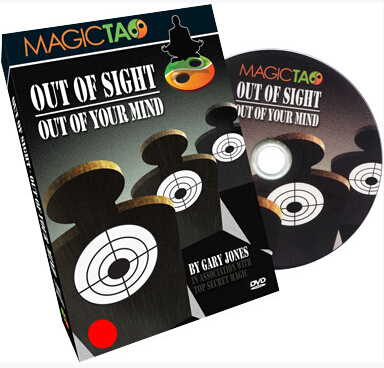 Out Of Sight Out Of Your Mind By Gary Jones Magic Tricks