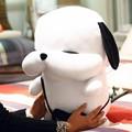 Perro callejero lindo juguetes de peluche perro canalla de dibujos animados muñeca de regalo de cumpleaños de los niños