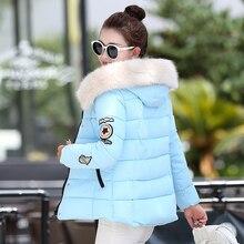 Winter Jacket Women 2016 Fashion winter coat women hair collar short paragraph coat thicker down jacket cotton warm jacket