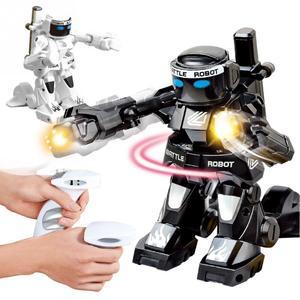 NEW 777-615 Battle RC Robot 2.