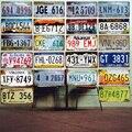 USA Arizona Motorcycles Car Metal Decorative License Plate Vintage Home Decor Tin Sign Bar Pub Garage Wall Poster Plaque A668