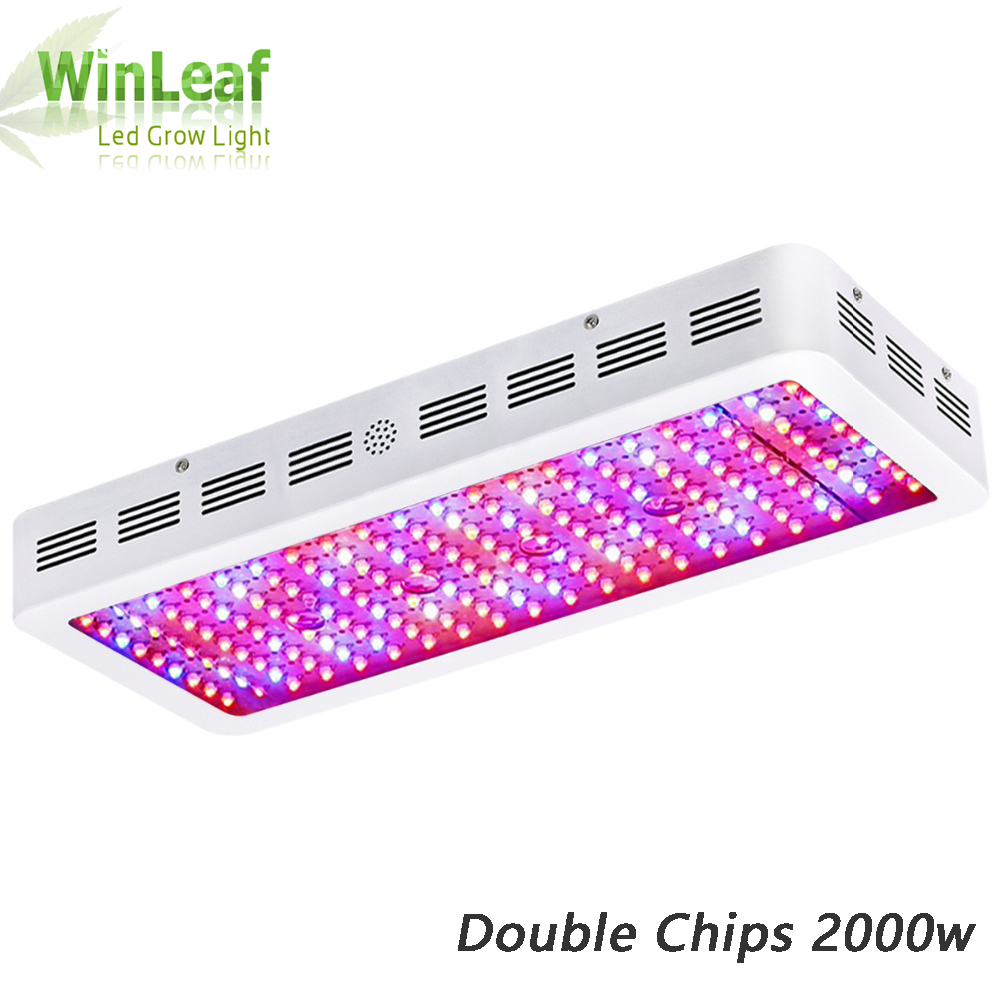 LED grow light Full Spectrum bestva Double Chips 2000W white plant grow lamp for greenhouse tent hydroponic Bloom High yield led grow light 450w greenhouse lighting plant growing led lights lamp hydroponic indoor grow tent high par value double chips