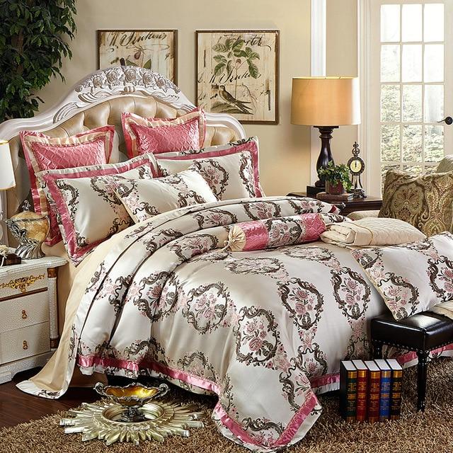 Drap en soie prix finest parure de lit en soie linge pas cher drap naturelle with drap en soie - Parure de lit satin de soie ...