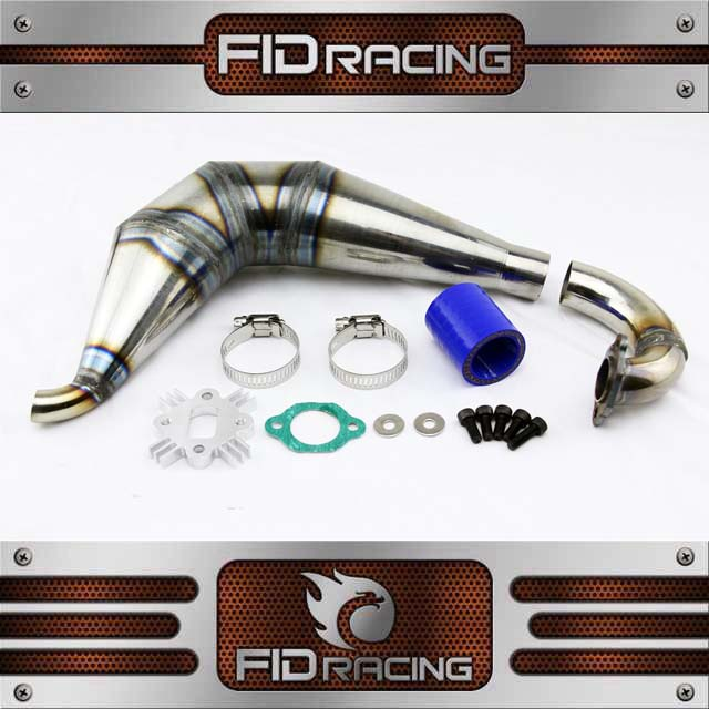 FID Racing tuned pipe Exhausted pipe for Dragon hammerV2