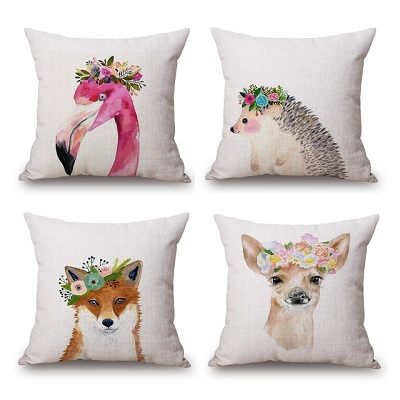 Hedgehog-With-Garland-Cushion-Covers-Flamingo-Birds-Bear-Fox-Animal-Pillow-Covers-Bedroom-Sofa-Decoration.jpg_640x640