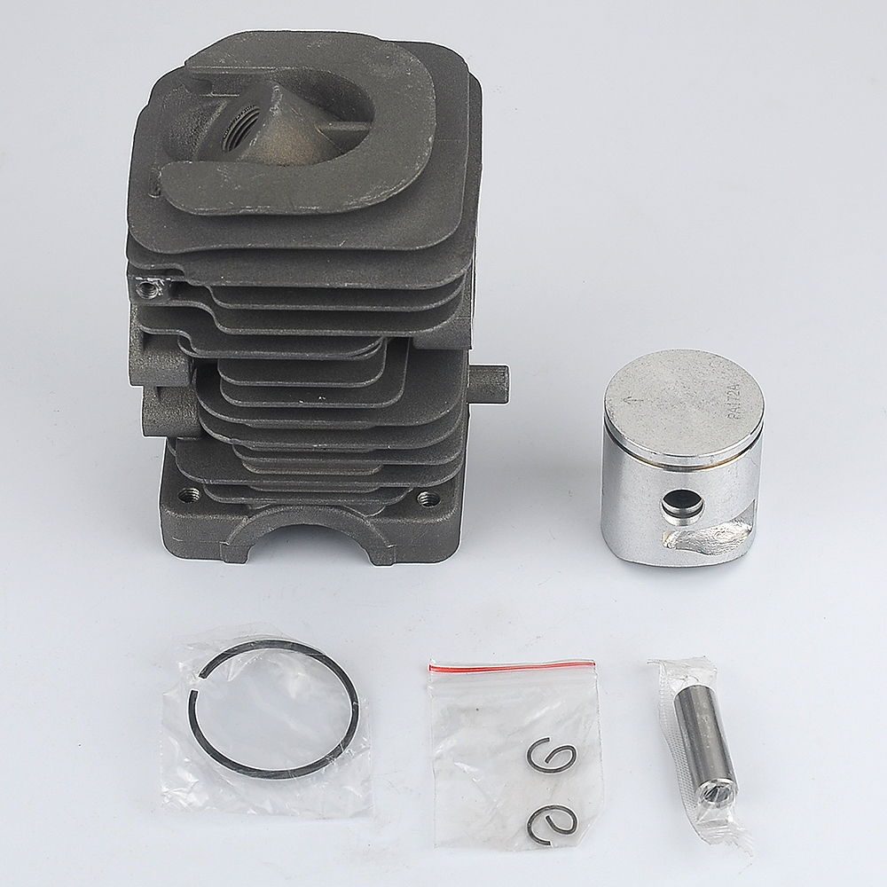 39MM Cylinder Piston WT Ring FIT HUSQVARNA 235 236 236E 240 240E CHAIN SAW Fast Shipping 38mm cylinder piston crank case housing bearing kit fit husqvarna 137 142 new